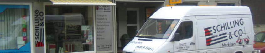 Schilling Co Wuppertal Markisen Rollos Jalousien